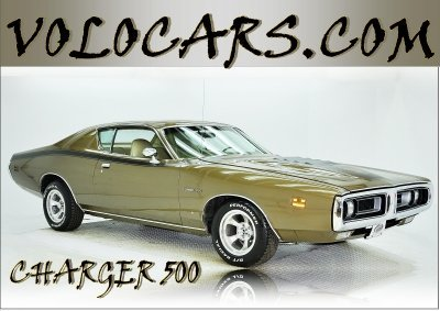 1971 Dodge Charger Image 1