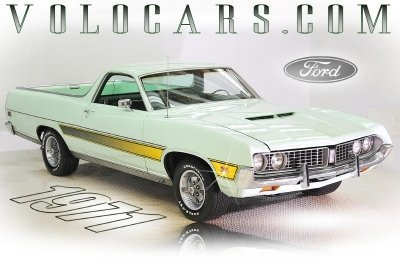 1971 Ford Ranchero Image 1