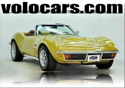 1971 Chevrolet Corvette Image 1