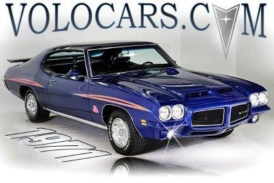 1971 Pontiac Gto Image 1