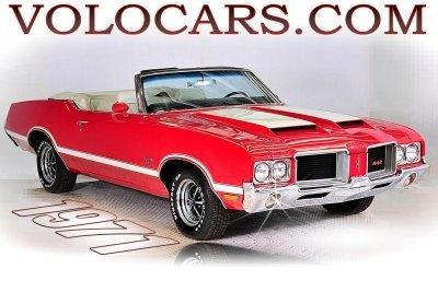 1971 Oldsmobile Cutlass Image 1