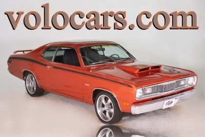 1971 Plymouth Duster Image 1