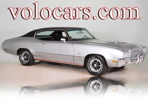 1971 Buick Gs Image 1