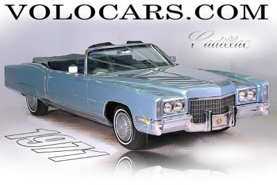 1971 Cadillac Eldorado Image 1