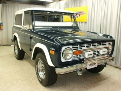 1970 Ford Bronco Image 1