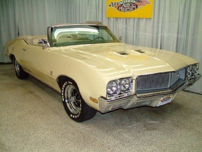 1970 Buick Gs Image 1