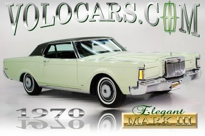 1970 Lincoln Mark Iii Image 1