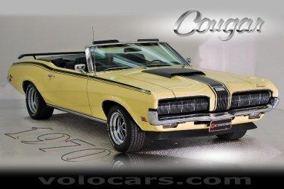 1970 Mercury Cougar Image 1