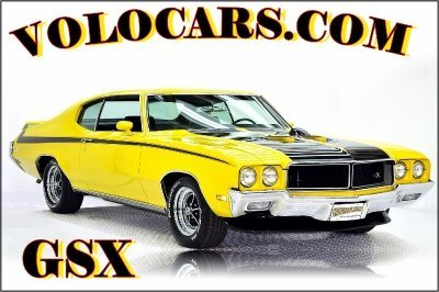 1970 Buick Gsx Image 1