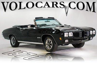 1970 Pontiac Gto Image 1