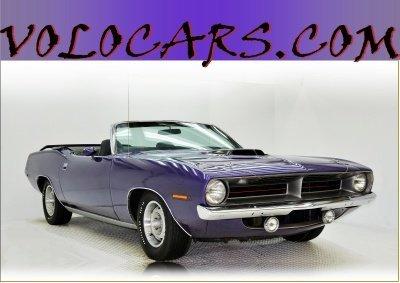 1970 Plymouth Cuda Image 1