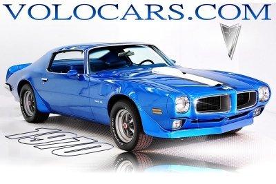 1970 Pontiac Trans Am Image 1