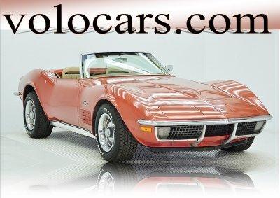 1970 Chevrolet Corvette Image 1