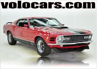 1970 Ford Mustang Image 1