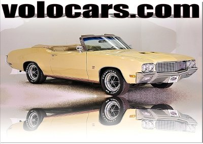 1970 Buick Gs 455 Image 1