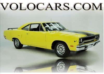 1970 Plymouth Roadrunner Image 1
