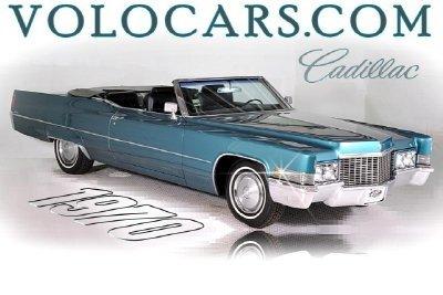 1970 Cadillac Deville Image 1