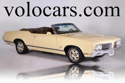 1970 Oldsmobile Cutlass Image 1