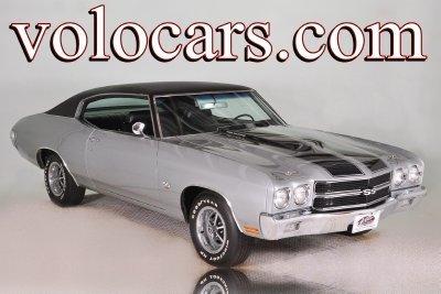 1970 Chevrolet Chevelle Image 1