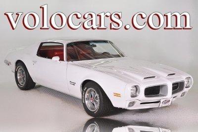 1970 Pontiac Firebird Image 1
