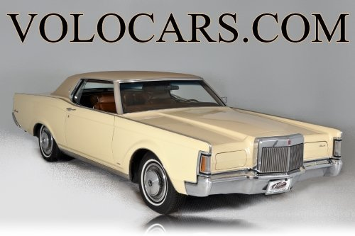 1970 Lincoln Continental Mark Iii Image 1