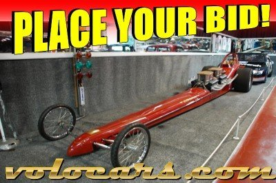 1969 Chevrolet Dragster Image 1