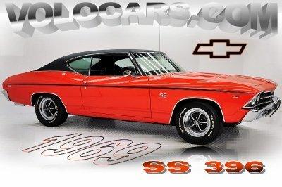 1969 Chevrolet Super Sport Image 1
