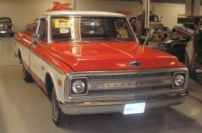 1969 Chevrolet C10 Image 1