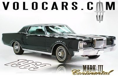 1969 Lincoln  Image 1