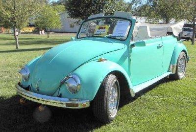 1969 Volkswagen Beetle Image 1