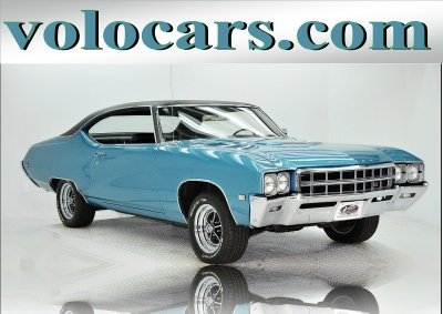 1969 Buick Gs Image 1