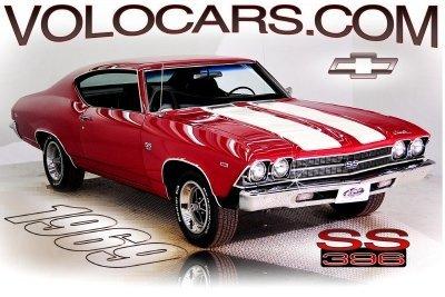 1969 Chevrolet Chevelle Image 1