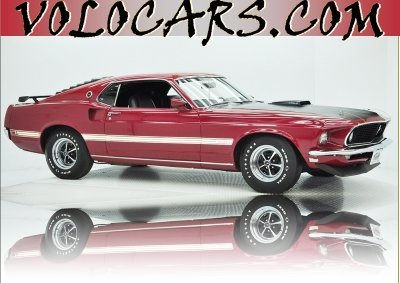 1969 Ford Mustang Image 1