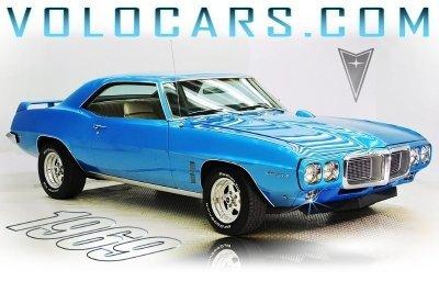 1969 Pontiac Firebird Image 1