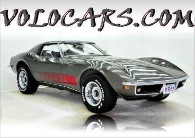 1969 Chevrolet Corvette Image 1