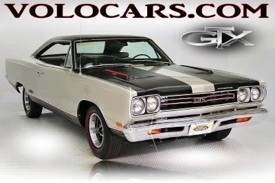 1969 Plymouth Gtx Image 1