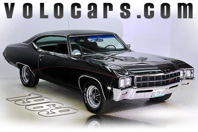 1969 Buick Gs 400 Image 1