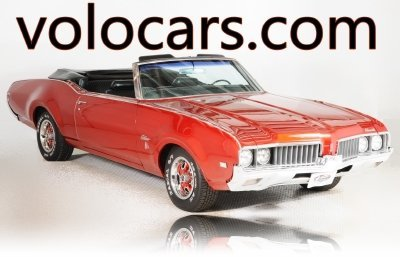 1969 Oldsmobile Cutlass Image 1