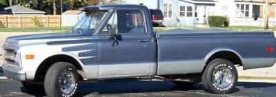 1969 Chevrolet C20 Image 1