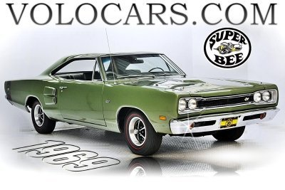 1969 Dodge Super Bee Image 1