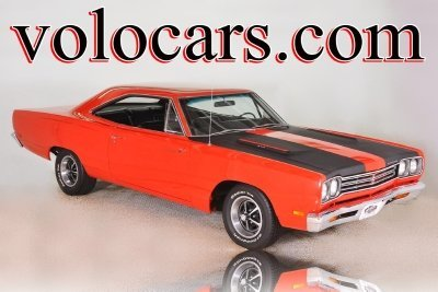 1969 Plymouth Roadrunner
