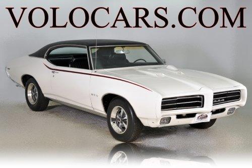 1969 Pontiac Gto Image 1