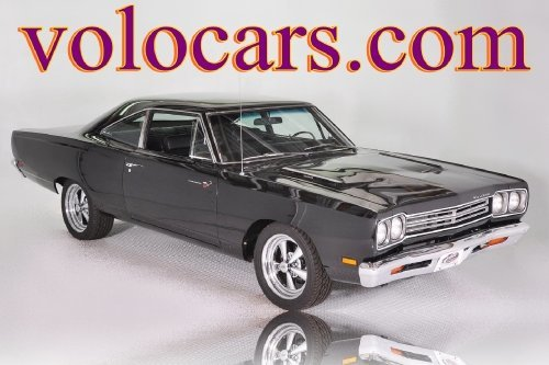 1969 Plymouth Roadrunner Image 1