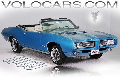 1969 Pontiac  Image 1