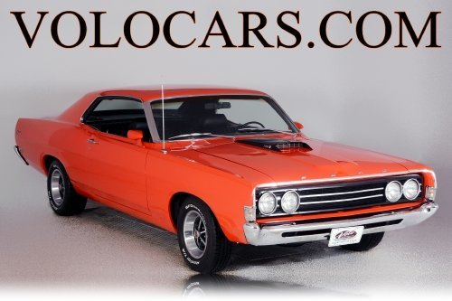 1969 Ford Fairlane Image 1