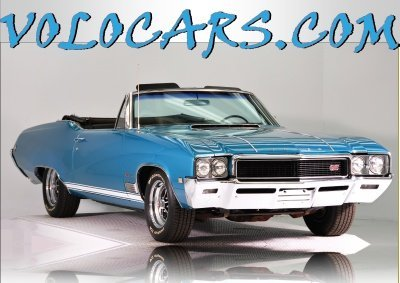 1968 Buick Gs Image 1