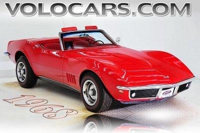 1968 Chevrolet Corvette Image 1