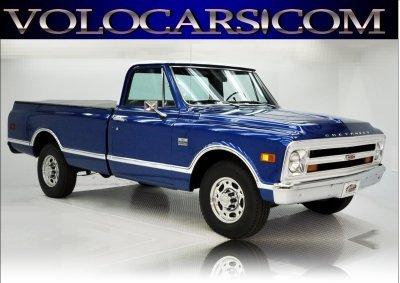 1968 Chevrolet Truck Image 1