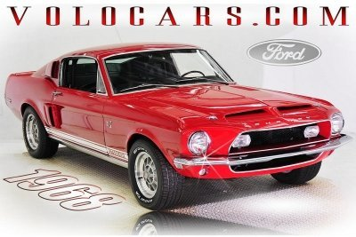 1968 Ford Shelby Image 1