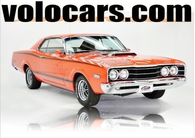 1968 Mercury Montego Image 1
